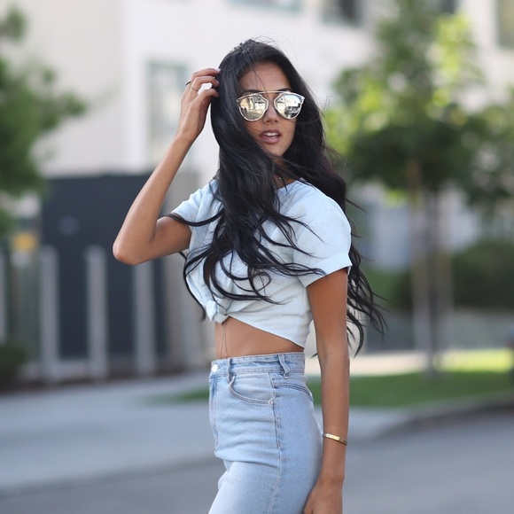 9ca75dcf1f46 Dior Accessories - Dior so real palladium silver mirrored sunglasses